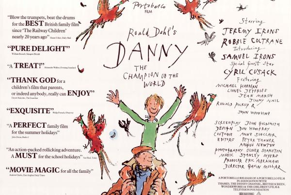 Danny - 2 Poster