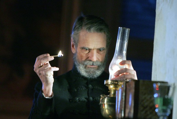 Embers at the Duke of York's Theatre Jeremy Irons